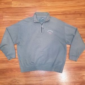 Tommy Bahama Relaxed 1/2 Zip Sweater